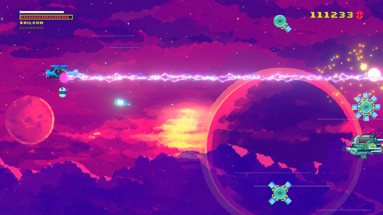 Black Paradox Screenshot