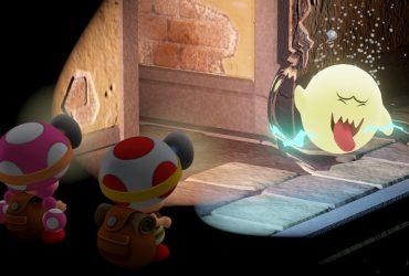 Captain Toad: Treasure Tracker Coop Screenshot