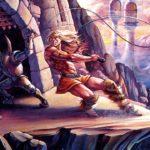 Castlevania II: Belmont's Revenge Key Art