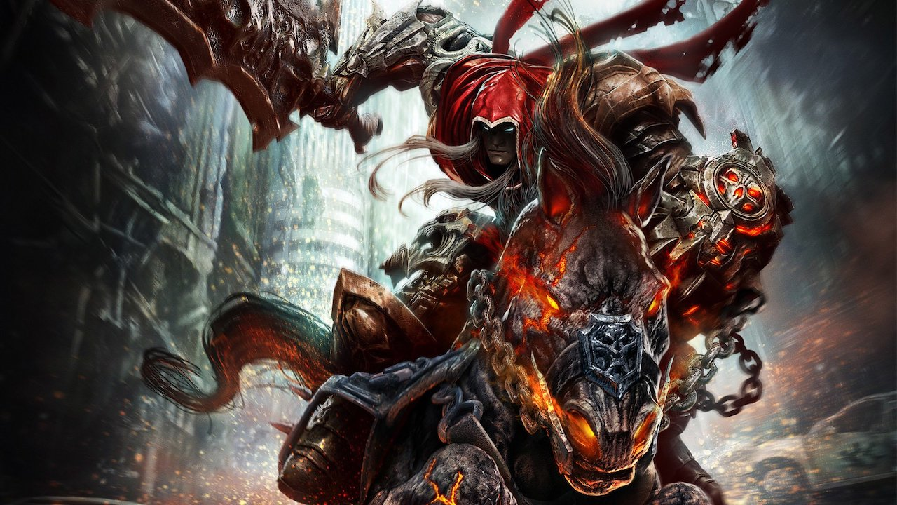 Darksiders Warmastered Edition Review Screenshot
