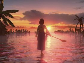 Final Fantasy X Switch Screenshot