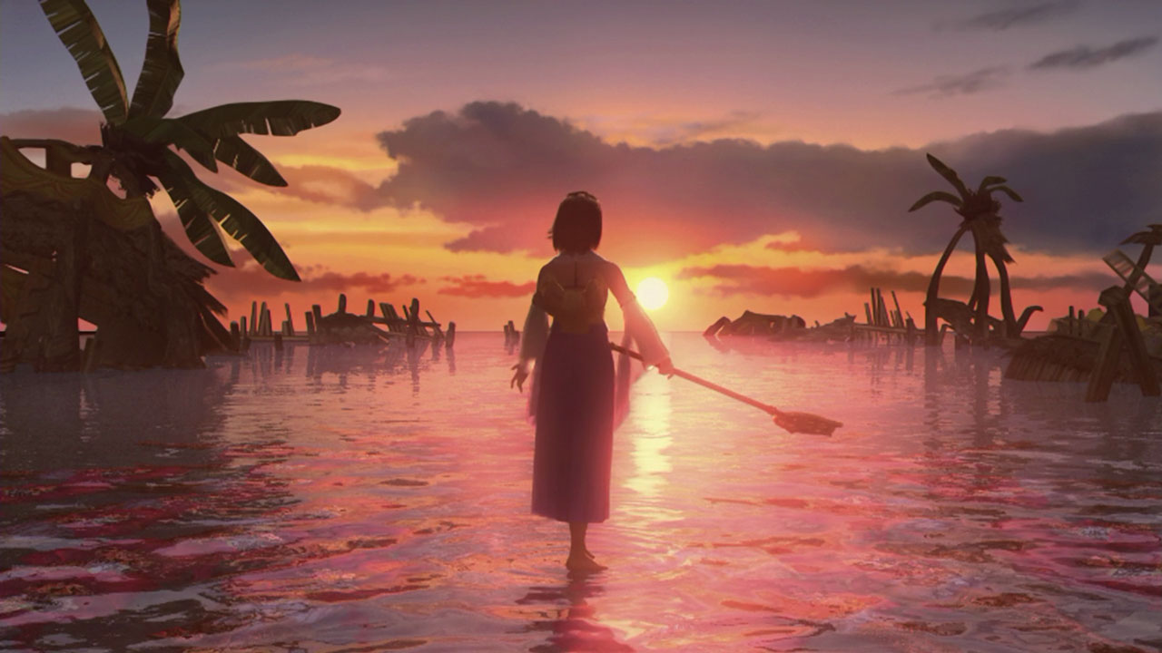 Final Fantasy X Switch Screenshot