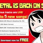 Gal Metal Bonus Tracks Vol. 1 Screenshot