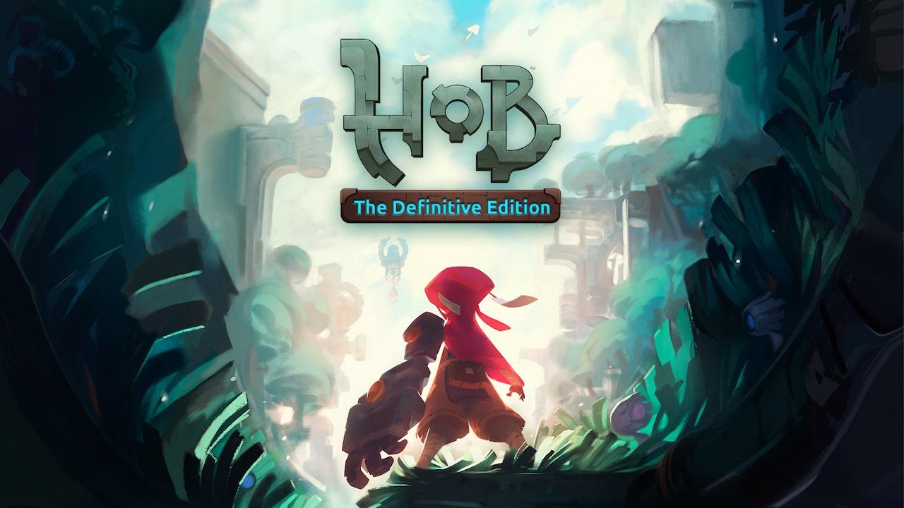 Hob: The Definitive Edition Key Art