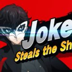 Joker Steals Super Smash Bros. Ultimate Screenshot