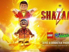 LEGO DC Super-Villains SHAZAM! Screenshot