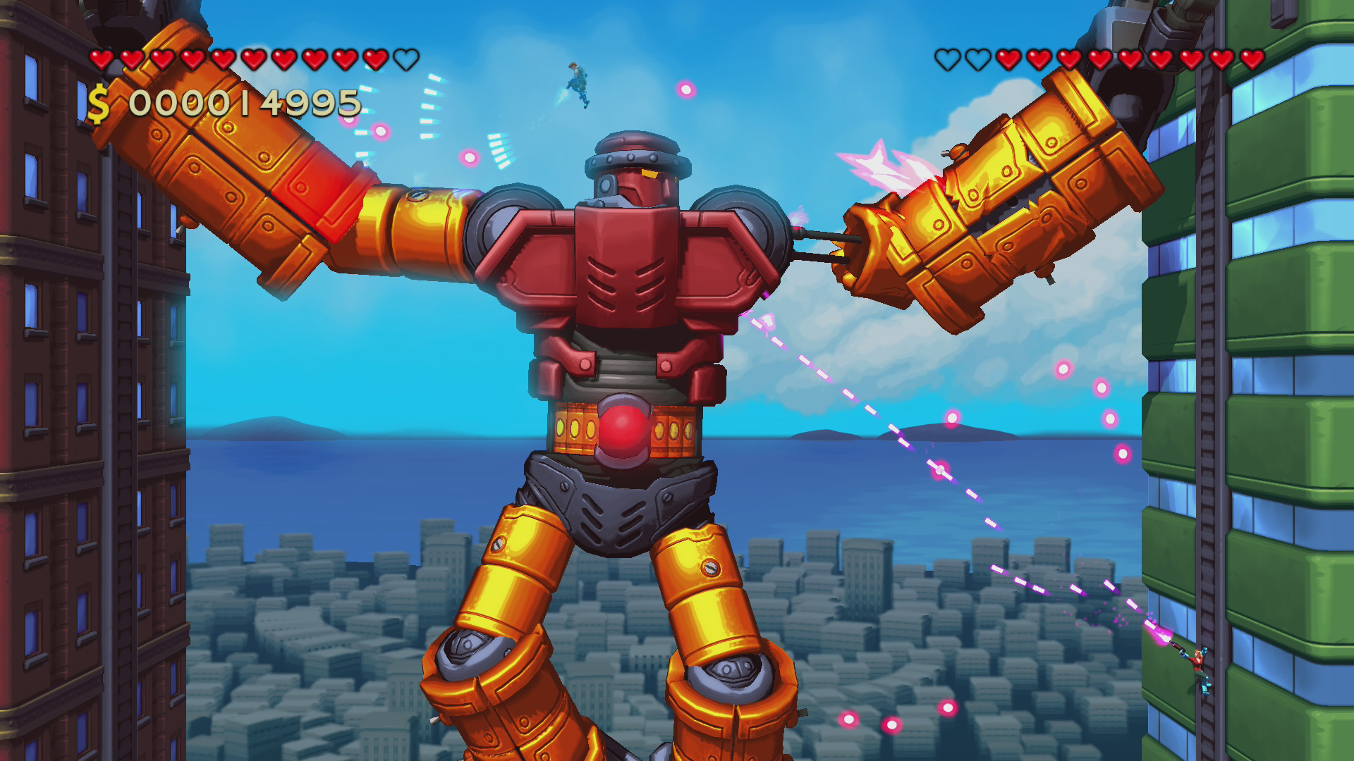 Mechstermination Force Review Screenshot 2