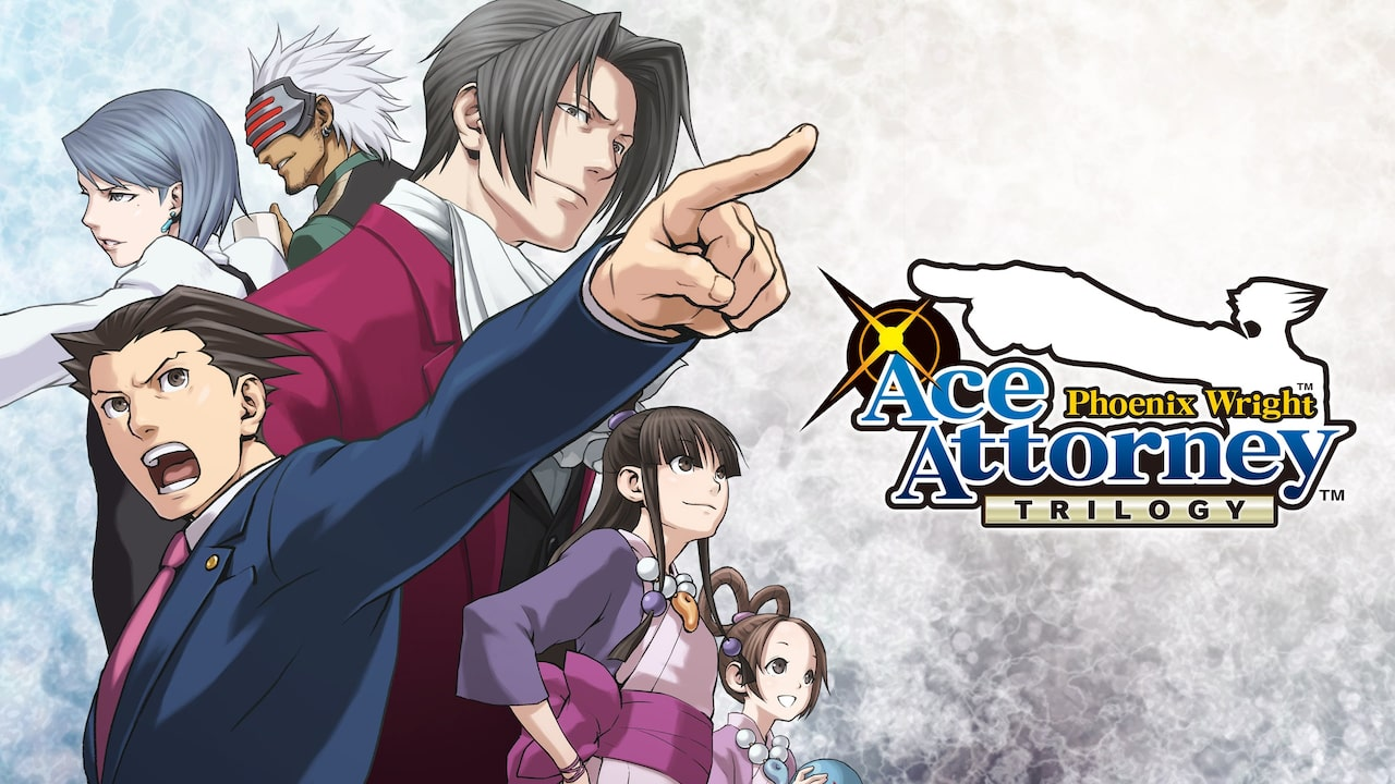 Phoenix Wright: Ace Attorney Trilogy Review Header