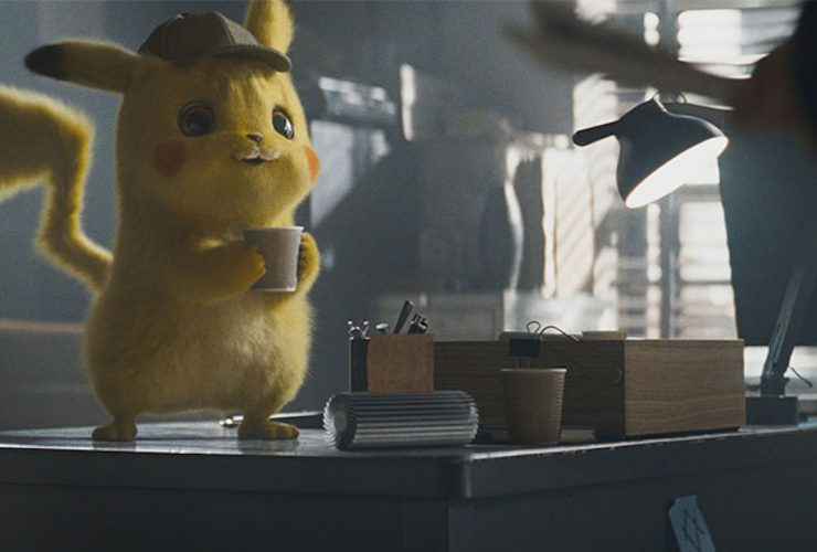 Pokémon Detective Pikachu Screenshot