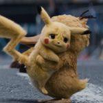 Psyduck Hugging Detective Pikachu Screenshot