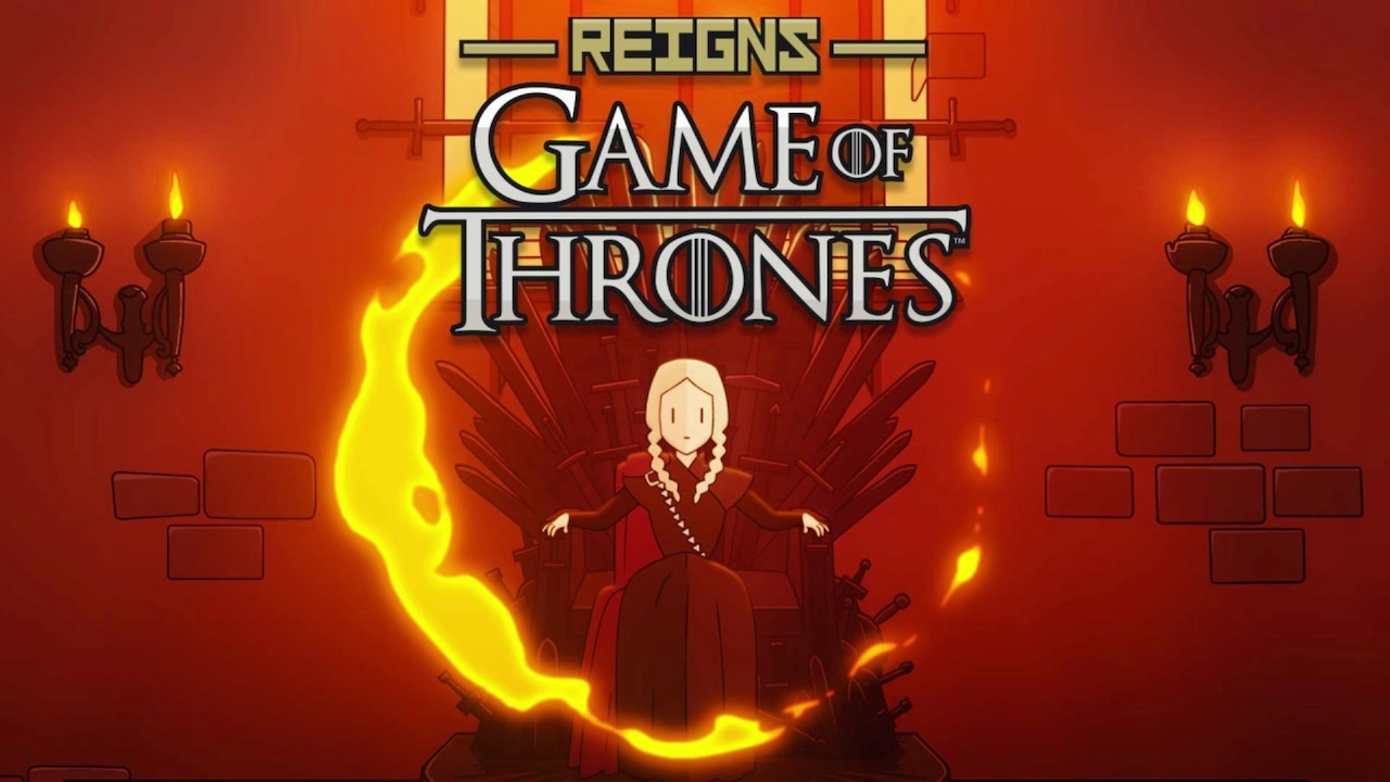 Reigns: Game Of Thrones Key Art
