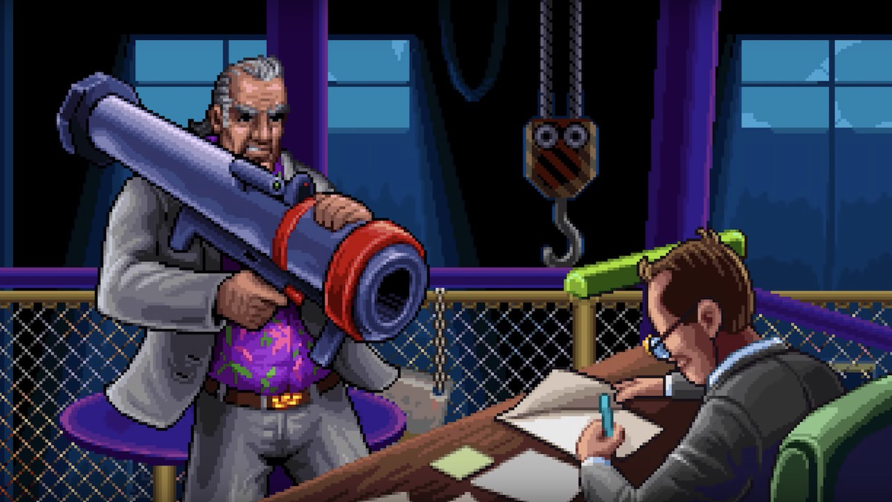 Shakedown: Hawaii Hostile Takeover Screenshot