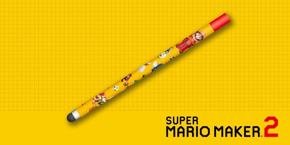 Super Mario Maker 2 Stylus Image