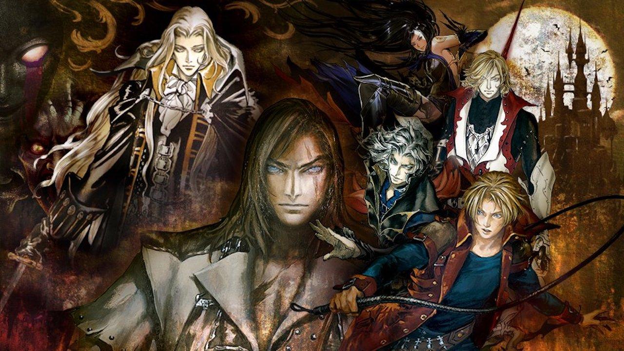 Super Smash Bros. Ultimate Castlevania Screenshot