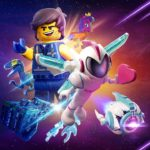 The LEGO Movie 2 Videogame Galactic Adventures Character and Level Pack Art