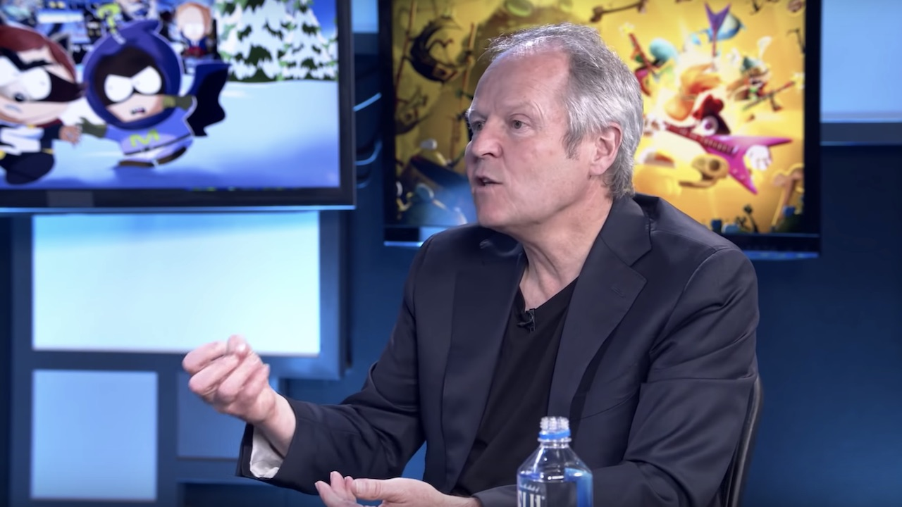 Ubisoft CEO Yves Guillemot Photo
