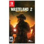 Wasteland 2: Director's Cut Switch Box Art