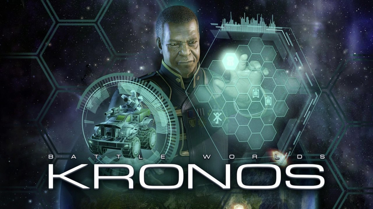 Battle Worlds: Kronos Key Art