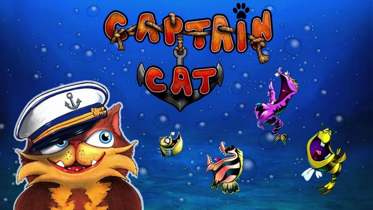 Captain Cat Logo