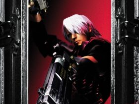 Devil May Cry Artwork