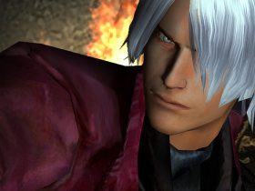 Devil May Cry Switch Screenshot