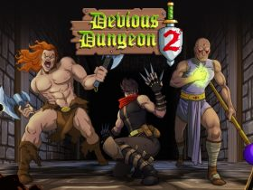 Devious Dungeon 2 Artwork