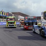 FIA European Truck Racing Championship Screenshot