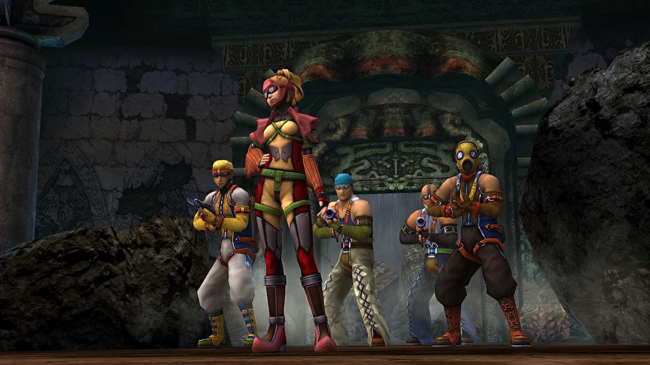 Final Fantasy X Al Bhed Primer Screenshot