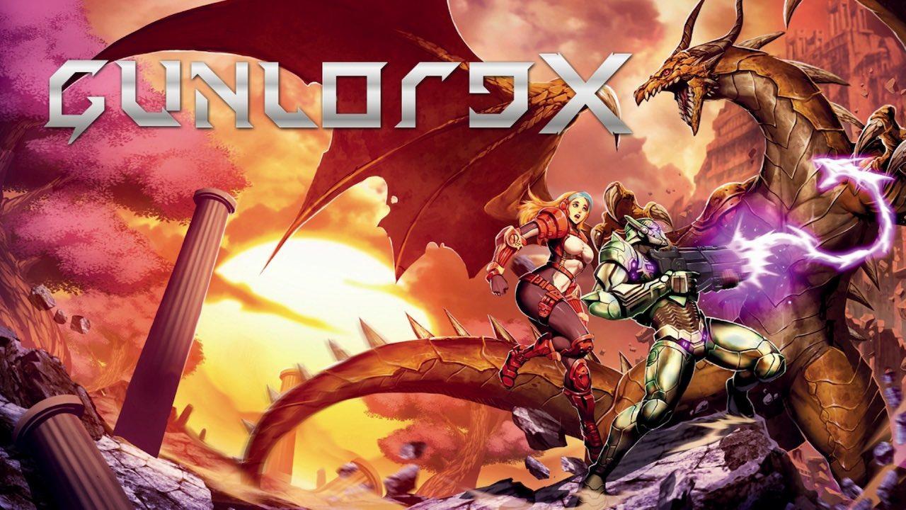 Gunlord X Artwork