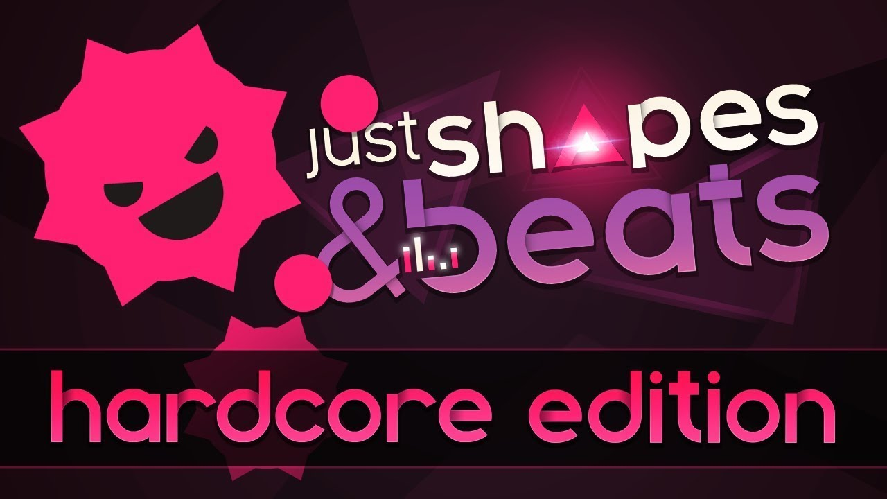 Just Shapes And Beats: Hardcore Edition Screenshot