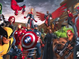 Marvel Ultimate Alliance 3: The Black Order Characters Screenshot