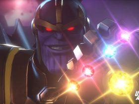 Marvel Ultimate Alliance 3: The Black Order Thanos Screenshot