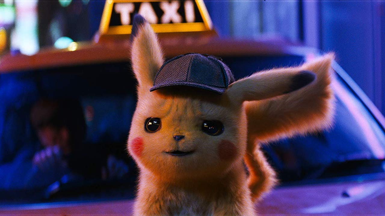 Pokémon: Detective Pikachu Review Header