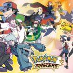 Pokémon Masters Key Art