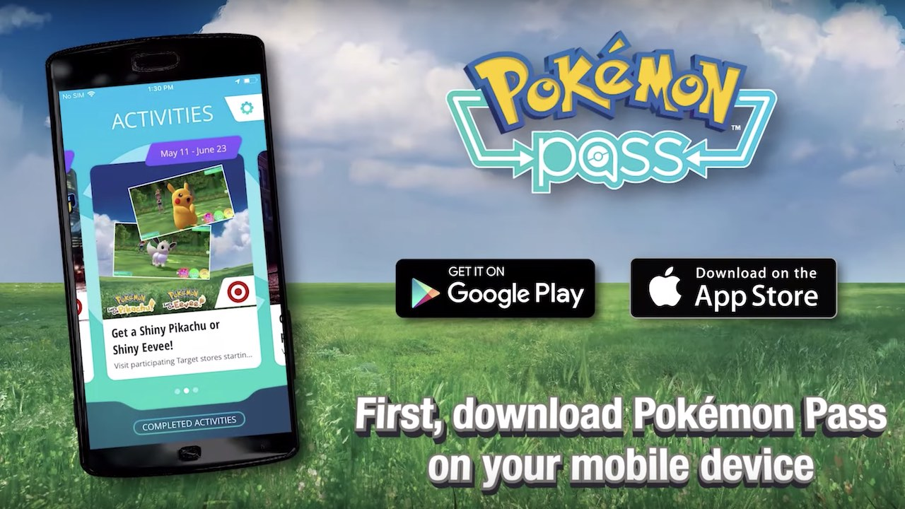 Pokémon Pass Screenshot