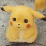 Sad Pokémon: Detective Pikachu Screenshot