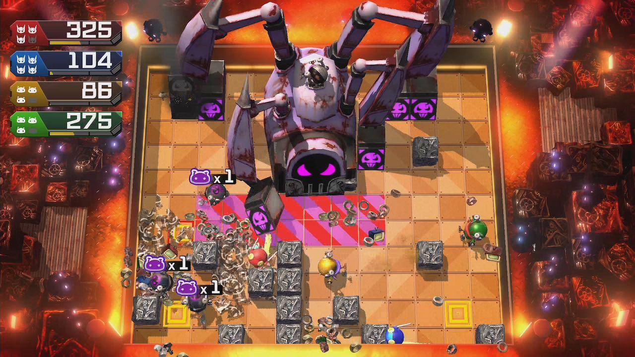 Scrap Rush!! Screenshot
