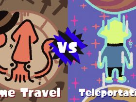 Splatoon 2 Splatfest Time Travel Teleportation Image