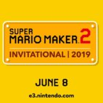 Super Mario Maker 2 Invitational 2019 Logo