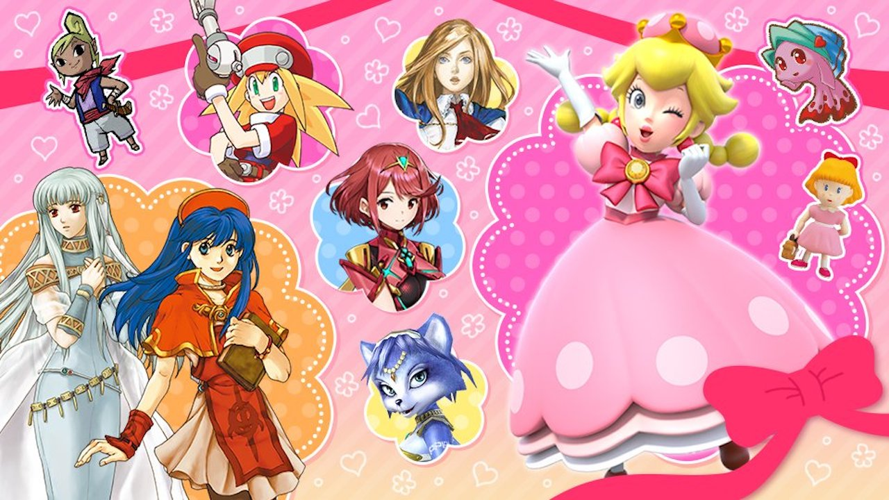 Super Smash Bros. Ultimate Super Smash Sisters Spirit Board Event Image