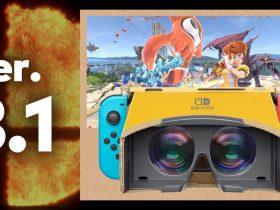 Super Smash Bros. Ultimate VR Mode Screenshot
