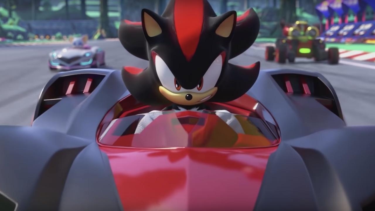 Team Sonic Racing Opening Movie Screenshot
