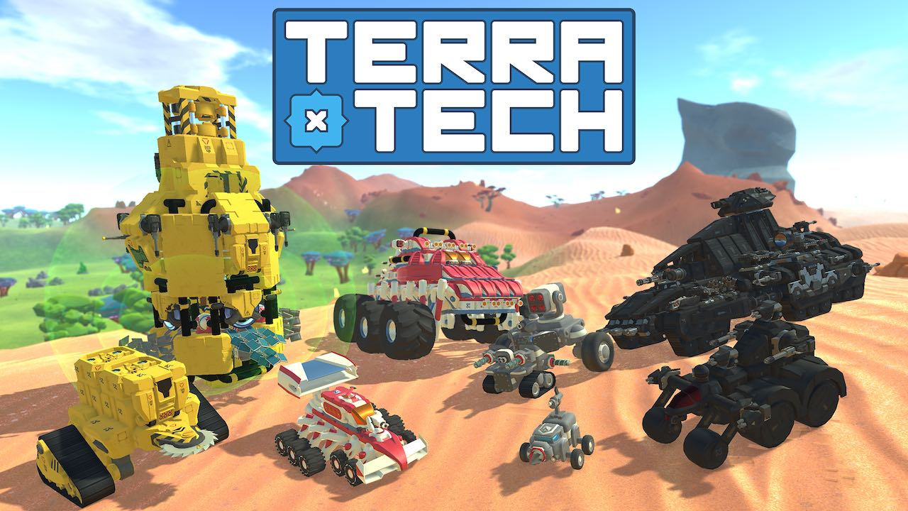 TerraTech Key Art