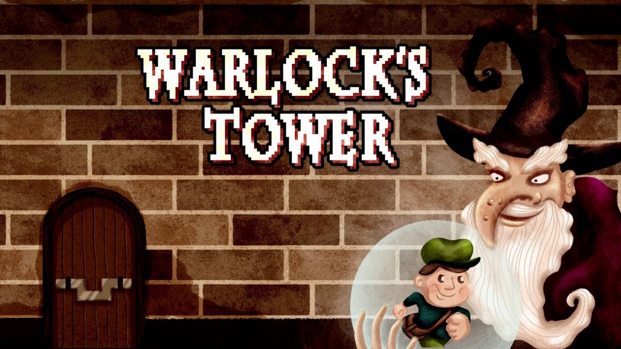 Warlock's Tower Key Art