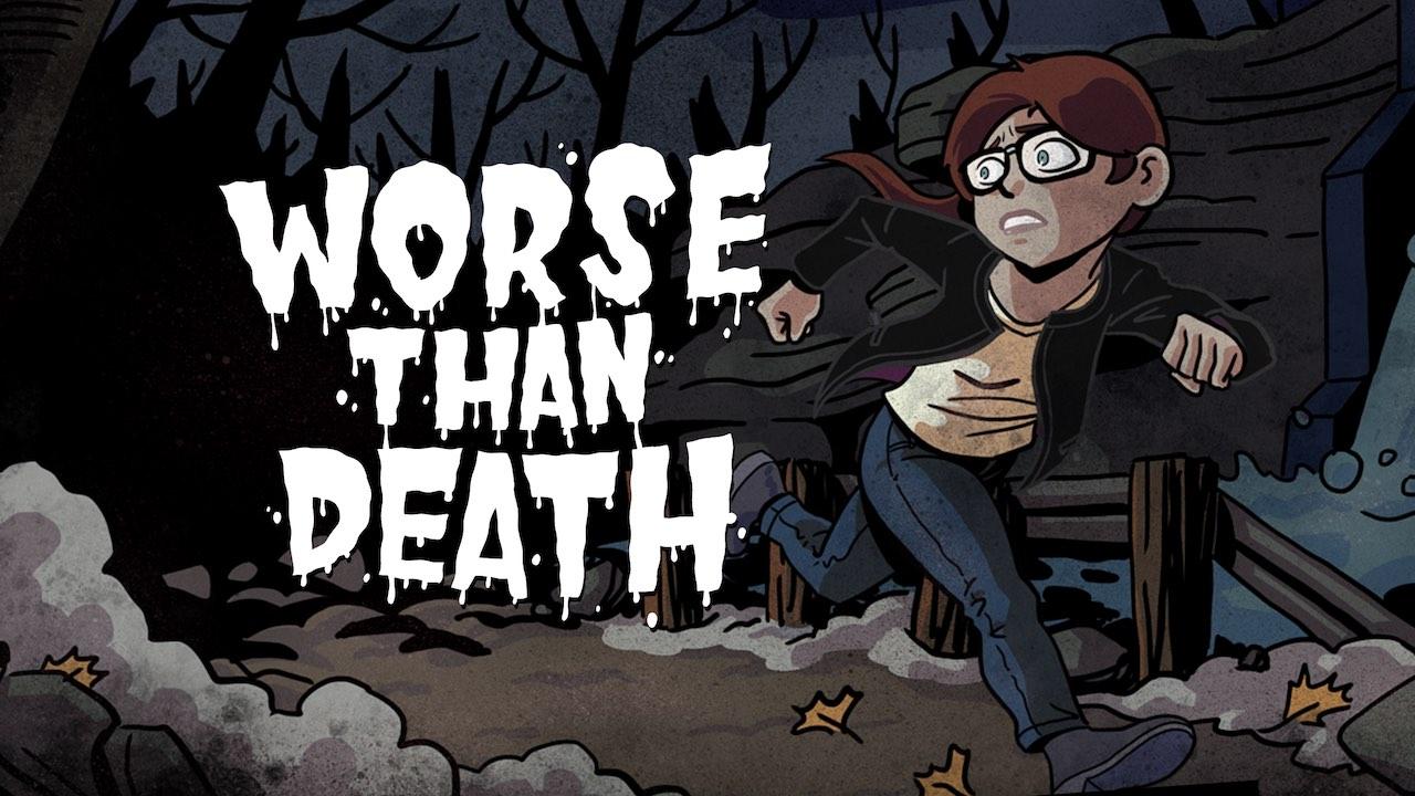 Worse Than Death Logo