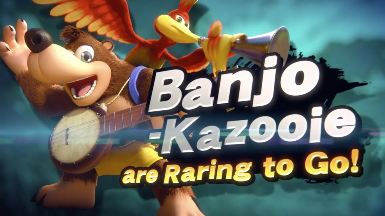 Banjo-Kazooie Super Smash Bros. Ultimate Screenshot