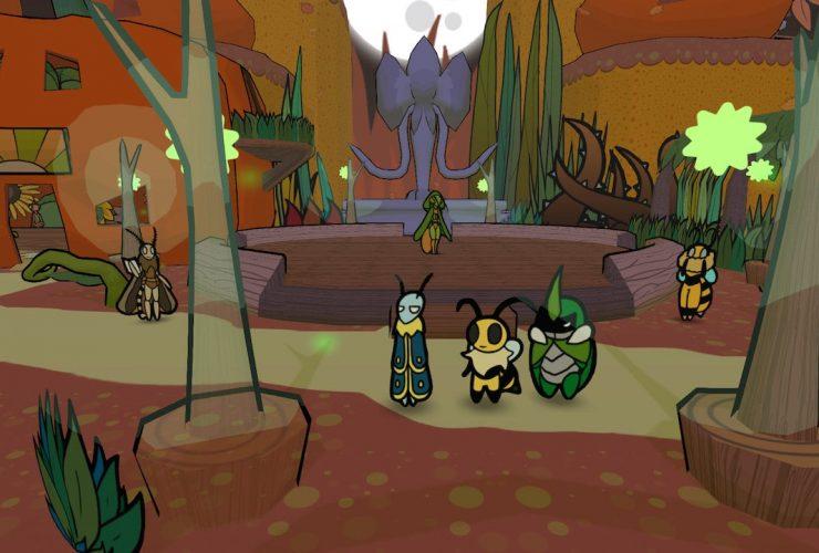 Bug Fables Screenshot