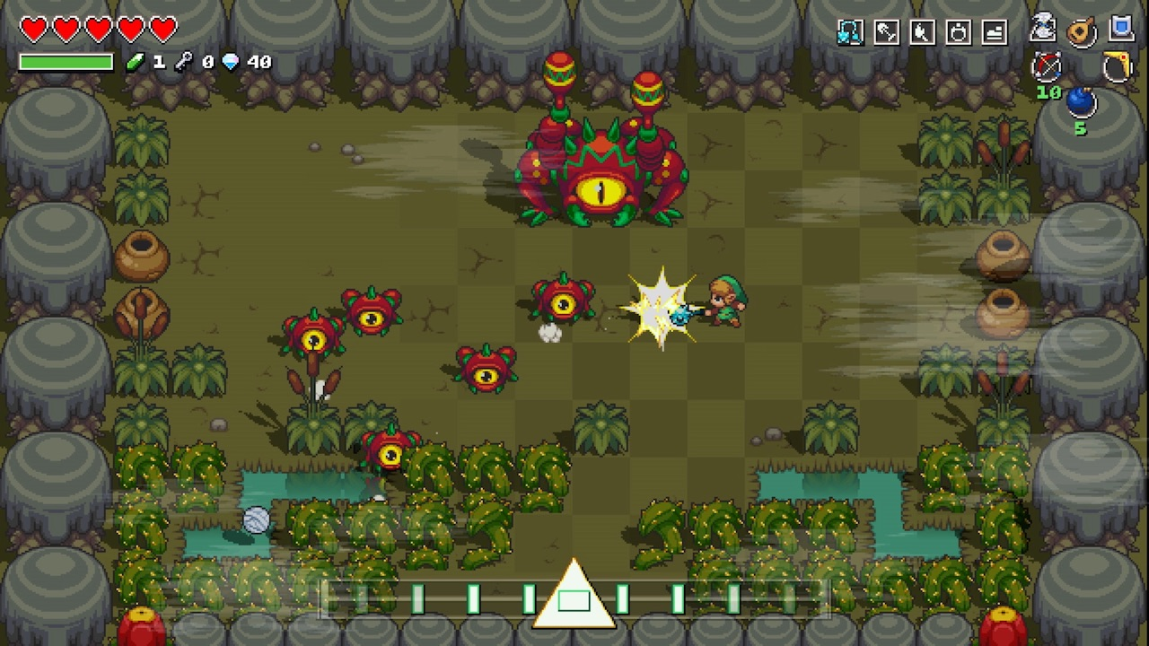 Cadence Of Hyrule Review Screenshot 3