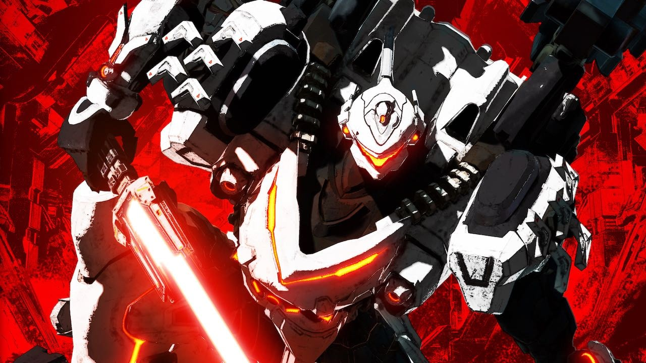 Daemon X Machina E3 2019 Key Art