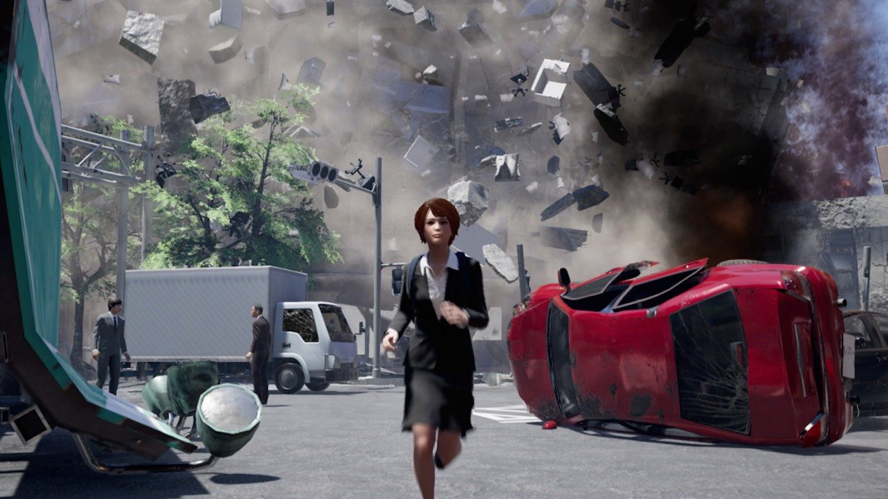 Disaster Report 4: Summer Memories Screenshot